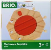 BRIO 33361 Mechanical Turntable